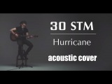 30 Seconds To Mars - Hurricane (vocal cover)