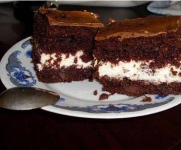 Фруктовый торт бисквитом рецепт