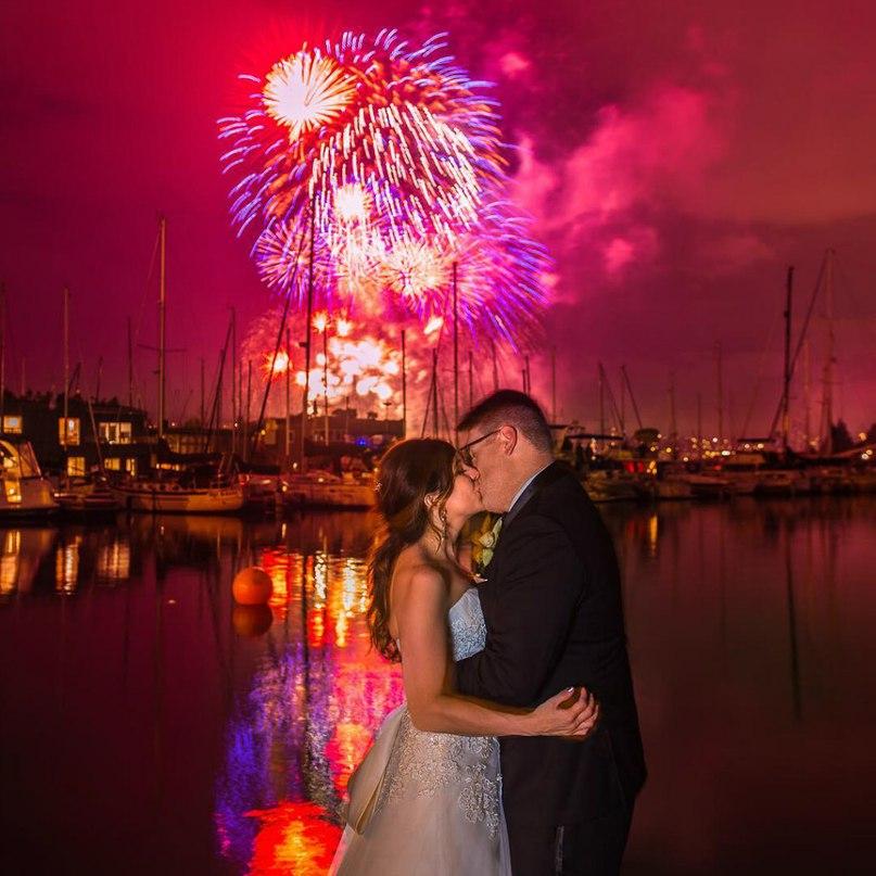H tba1uTO2M - Сезон летних свадеб (5 фото)