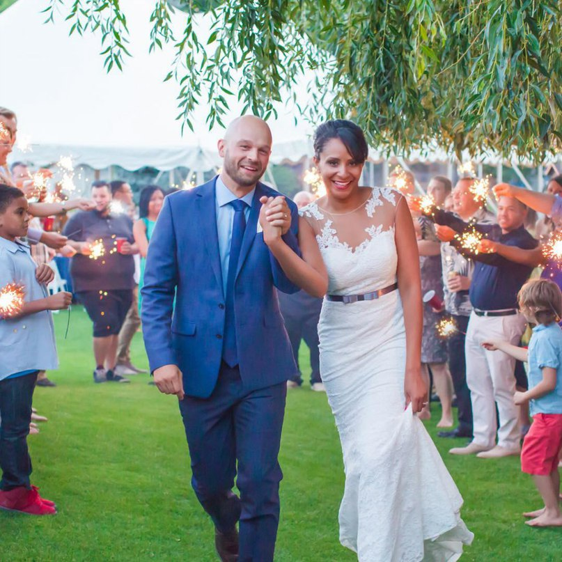 dNeQavNP1bY - Сезон летних свадеб (5 фото)
