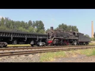 Китай.Паровозная тяга на грузовом движении.