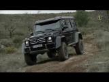 Gelandewagen G500 4x4² | Offroad Video