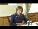 Речь прокурора Крыма на координационном совещании по вопросам противодействия экстремизму 17.05.16