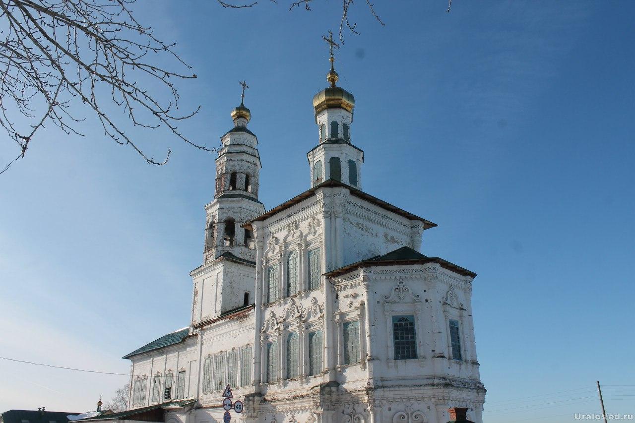 Иоанно-Предтеченская церковь в бывшем селе Красном (1721 г.)