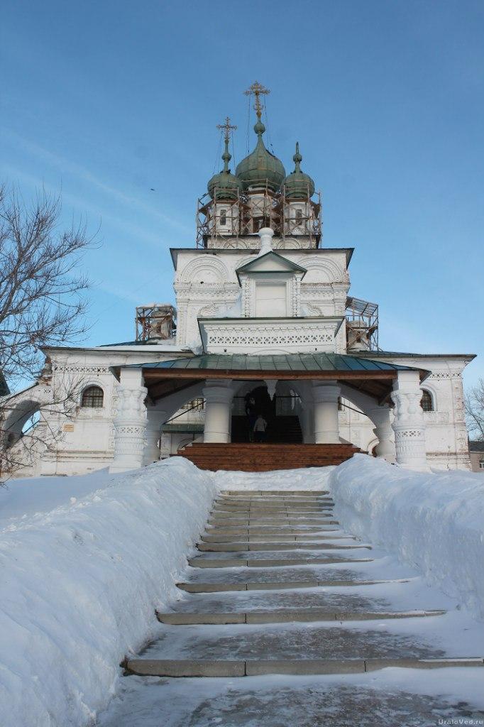 Троицкий собор Соликамска