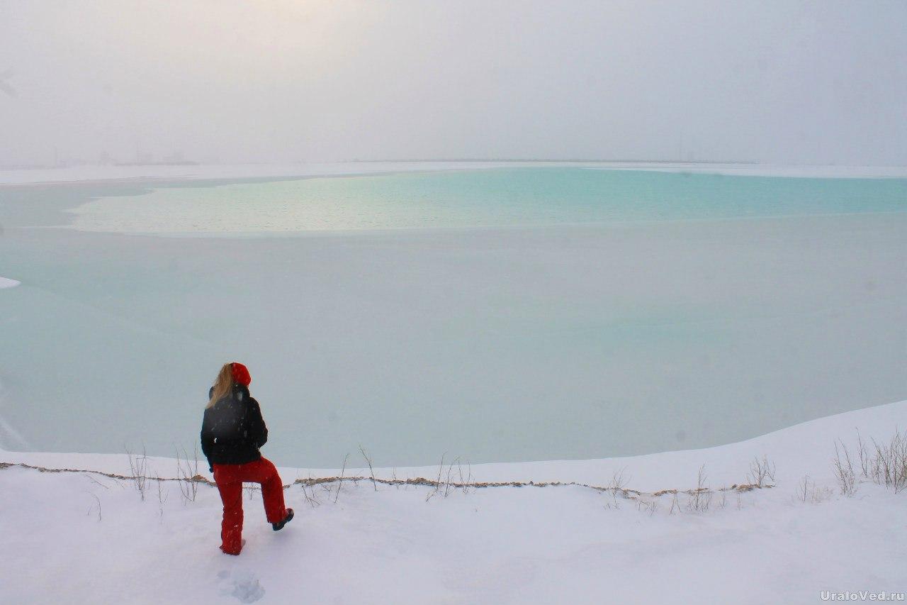 Белое море Березников
