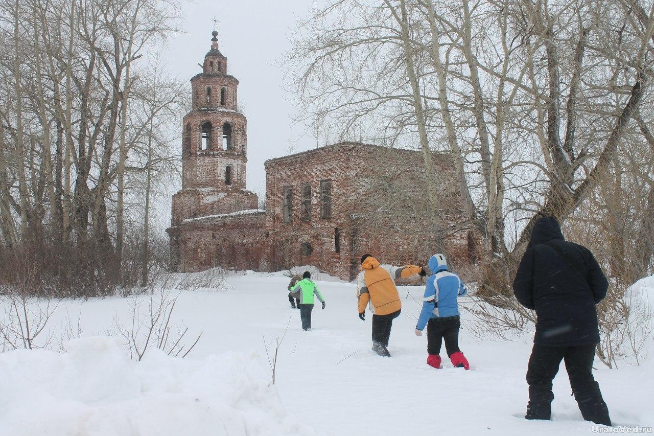Церковь Владимирской иконы Божьей матери (Рубежская)