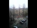 VID_20151122_152205[1]первый снег ( вид из окна во двор)