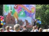 Фестиваль детства-2016 Сосновый Бор выступление песня из кф