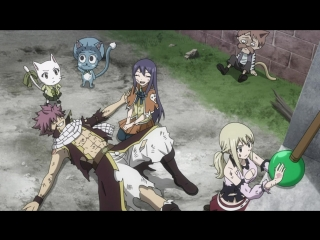Fairy Tail TV-2 - 237 серия Пролог арки Тартарос: Нацу против Шакала