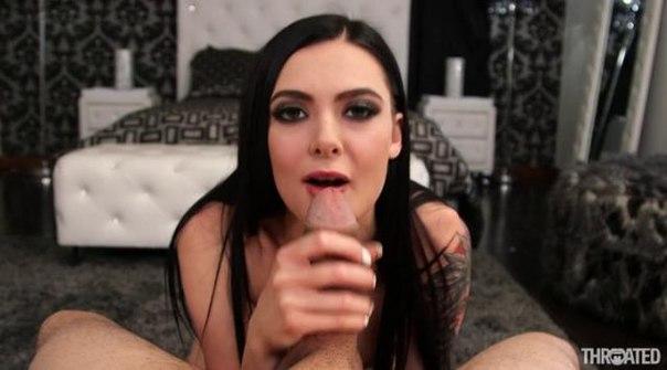 Throated – Marley Brinx