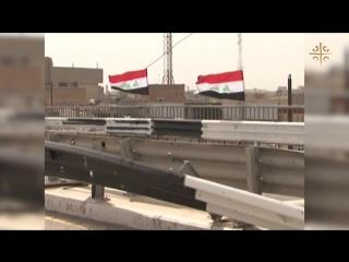 Ирак: город Эль-Фаллуджа после освобождения от ИГИЛ