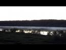 Белые июньские ночи, и оч-ч-че-е-е-нь ЗЛЫЕ КОМАРЫ; река Сухона, Тотемский район.