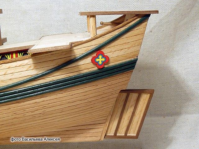 Китайская джонка (Amati Масштаб 1:100) Vv64nPwJH_I