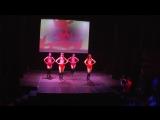 8-й Межклубный турнир по танцам Марк Аврелий  Мисс Фитнес Мисс Фитнес Царицыно, Ladies Style