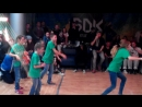 SDK.EUROPE WORLD DANCE CREW ALL STYLE NEW AGE  Grass Hoppers s Explosion