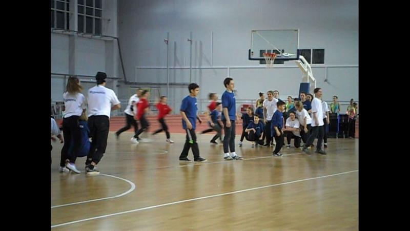 Открытие зимних Спортивных игр Баренц региона 2016