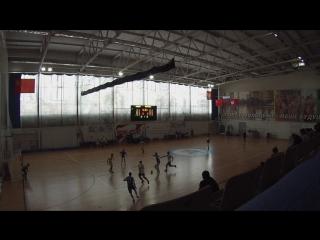 Морозко-Олимп_I тайм_1 часть