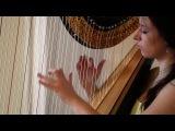 Beauty and the Beast Alan Menken Amy Turk, Harp