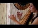 Beauty and the Beast [Alan Menken] Amy Turk, Harp