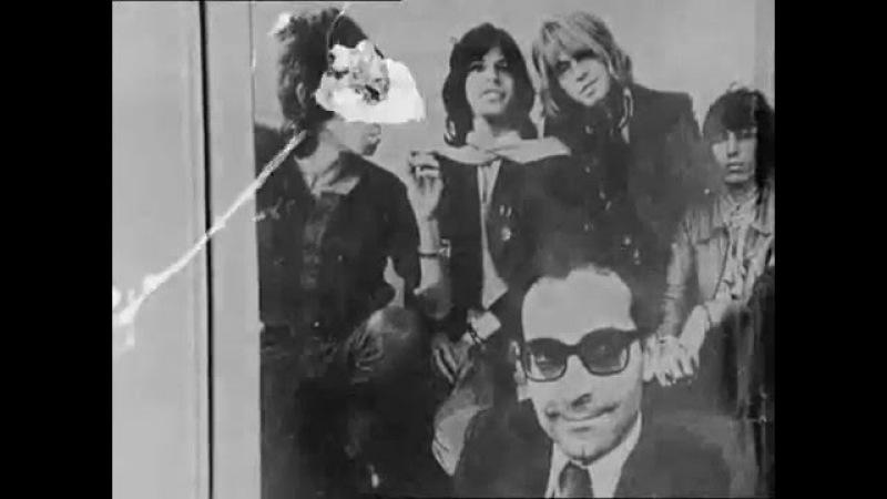 Зал / Hall (1968/69) Питер Гидэл / Peter Gidal