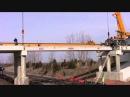 Method of construction Beam Girder Bridge