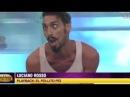 Luciano Rosso Espectacular Presentaciòn - Los Reyes del PlayBack