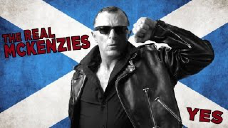 The Real McKenzies - Yes (official video)