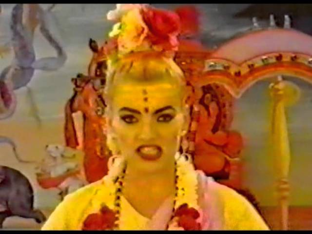 Nina Hagen - Go ahead (video)
