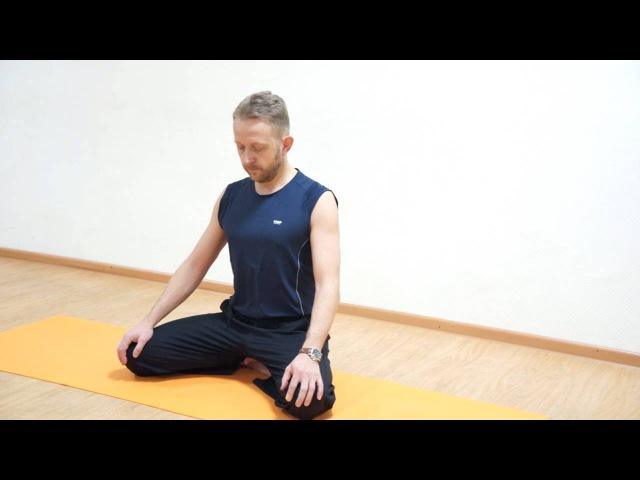 Видео уроки Открытой йоги. Практика пранаяма йоги. Uttar Mantrin Печорин Эдуард.