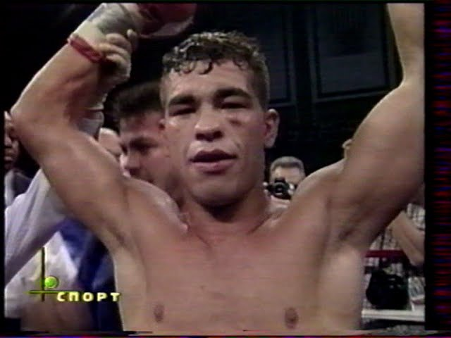 Артуро Гатти-Габриэль Руэлас(Вл.Гендлин ст.)Arturo Gatti-Gabriel Ruelas.Fight of the Year The Ring