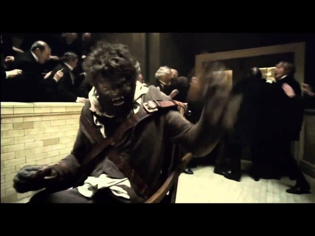 The Wolfman Music Video: The Night by Disturbed