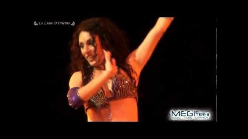 Mashallah Assolo Suhayma - Il Segreto di Sinjr - Bellydance 2012 - MeGiTre Prod.
