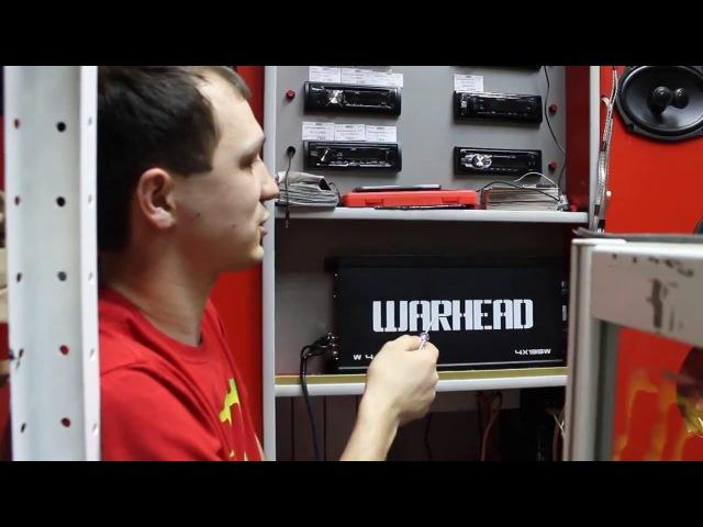 Видеообзор URAL ARMADA AS-D165/ AS-D200/AS-D18 усилитель URAL WARHEAD W 4.135