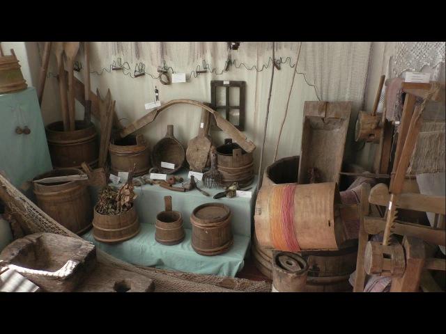 Природно-этнографический музей в деревне Пашозеро