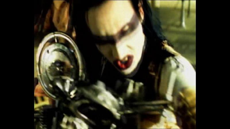 Marilyn Manson - The Beautiful People (Censored) (European Version) - 1996