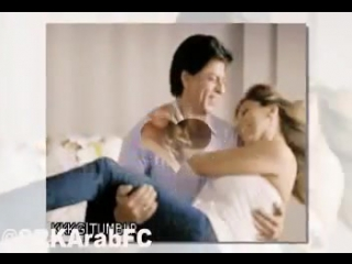 Shahrukh Khan and Gauri i want to spend my life time loving you