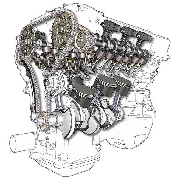 Часть 1.  Первый по настоящему работоспособный Двигатель Внутреннего С