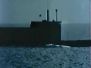 ДФ. Потерянные субмарины.  Катастрофы на морях К 19, Курск, Сквалус, Трешер