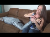 Michelle Peters Mummified Tickle Torture
