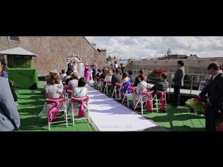 Русско-голландская выездная церемония Johan&Natalia 24.07.15, СПб_Red Stars Hotel, свадебный регистратор - Олеся Солнечная