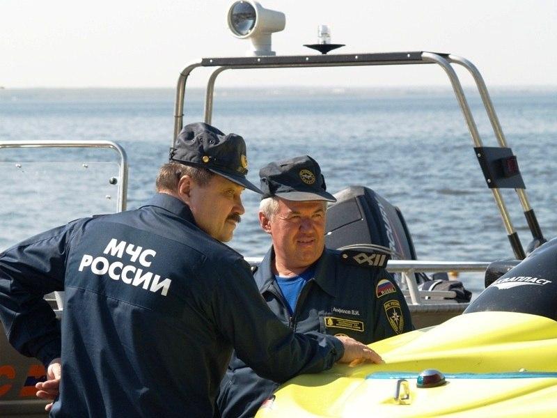 Ростовские спасатели предотвратили трагедию на реке Дон