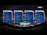 EURO 2016 France.....Итоги жеребьёвки группового этапа.......