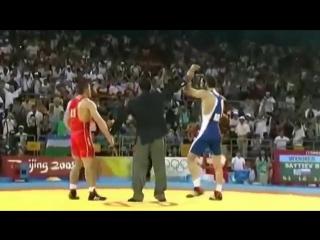 Бувайсар Сайтиев - лучший борец современности.