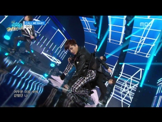 [NEW YEAR] 151226 EXO - Call Me Baby @ Music Core Year End Special