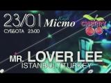 23/01 Mr. Lover Lee @ Cherry Hall