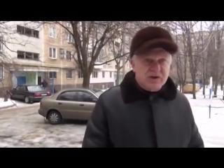 Послание Порошенку! Мужик с Донецка сказал всю правду!