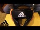 Видеообзор на шлем боксерский Adidas Response Training