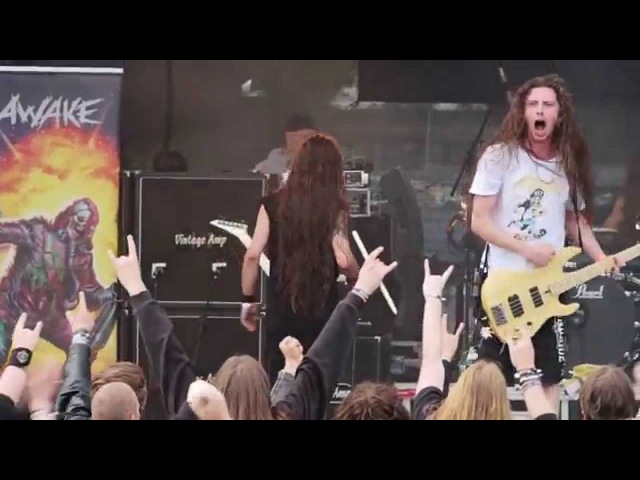 Dust Bolt - Toxic Attack (Live @ Metal Frenzy 2015)