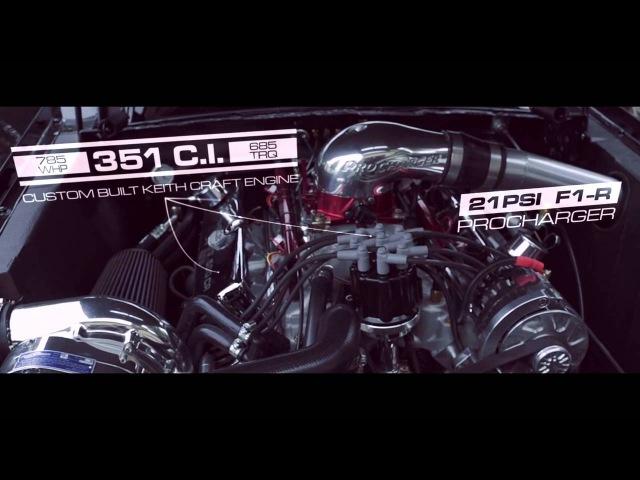 Тест-драйв от Давидыча- Ford Shelby GT500CR 900S